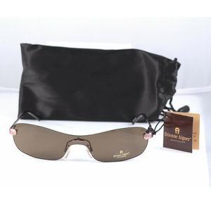 New Etienne Aigner Shield Sunglasses EAS-105S